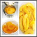 canned peach - product's photo