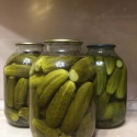 preservation (pickles, marmalade, jams, soups ,vegetable stews) - product's photo