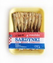 smoked headless sardines - product's photo