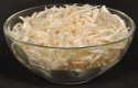 dehydrated white onion flakes indian spices - product's photo