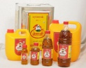 mustard oil crude maharani brand high quality - product's photo