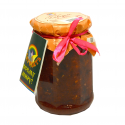 "organic ginger jam with cranberry ""blagodat"" - product's photo"