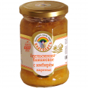 "organic orange and banana jam ""blagodat"" with ginger   - product's photo"
