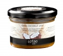 coconut jam, spread, 200 g, organic - product's photo