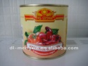 canned red kidney beans in tomato sauce - product's photo