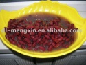 canned dark red kidney beans in brine - product's photo