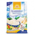 long grain polished rice in boil-in-the-bag - product's photo