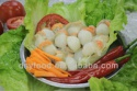 frozen high quality scallop meat - product's photo