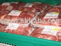 frozen halal beef / buffalo boneless meat (fq cuts / hq cuts / cpmpens - product's photo
