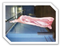 frozen semi-carcass pork grade a - product's photo