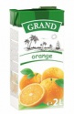 orange juice drink - product's photo