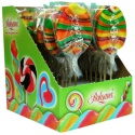 lollipops 60g egg-shaped fruit flaovur - product's photo