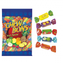 chew bons 1kg chewy fruit toffee - product's photo