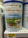 royal ausnz australian made baby milk powder toddler formula - product's photo