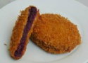 purple potato cake  - product's photo