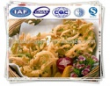 frozen fried vegetable cake - product's photo