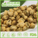 bbq flavor canned soybean snacks - product's photo