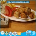 new design frozen breaded monkfish cut fried seafood healthy snacks - product's photo