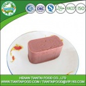 factory price halal beef luncheon meat - product's photo