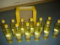 refined canola oil - product's photo