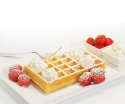 frozen brussels waffles - product's photo