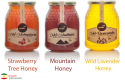honey - 100% natural - health beneffits - portugal - product's photo