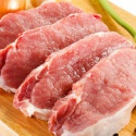 frozen pork - product's photo