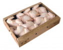 frozen whole chicken without giblets - product's photo