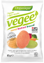 organic veggie chips - vegee - product's photo