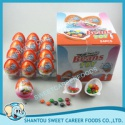 surprise egg chocolate bean with toy - product's photo