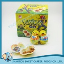 pokemon chocolate biscuit with flipper toy - product's photo