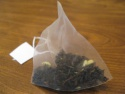 earl grey supreme in pyramid sachets - product's photo
