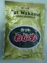 dried cut wakame - product's photo