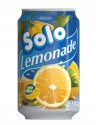 soft drink solo lemonade can 0.33 l - product's photo