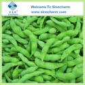 iqf green edamame frozen soy beans wholesale - product's photo