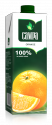 orange juice - product's photo