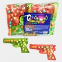 gun shape bubble gum for kids, bubble gum for kids - product's photo