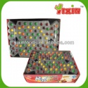 chocolate bean confectionery item - product's photo