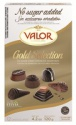 gold selection no added sugars chocolates - product's photo
