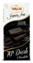 70% dark chocolate sugar free - product's photo
