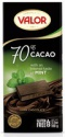 70% dark chocolate w. mint - product's photo