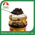 wholesale condiment chinese flavor black bean sauce with chili oil - product's photo