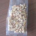 cubes of frozen dry chicken - product's photo
