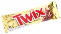 twix chocolate bar 55g - product's photo