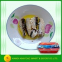 chinese canned sardine supplier canned sardine in oil supplier - product's photo
