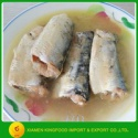 chinese canned sardine canned sardine in nature oil - product's photo