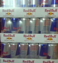 red-bull-energy drinks  - product's photo