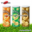 vegetable oil stackable potato chips - product's photo