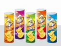 pringles' style potato chips - product's photo