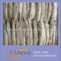 frozen fillets of sea frozen mackerel fish - product's photo